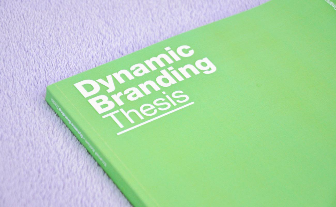 Dynamic Branding Thesis